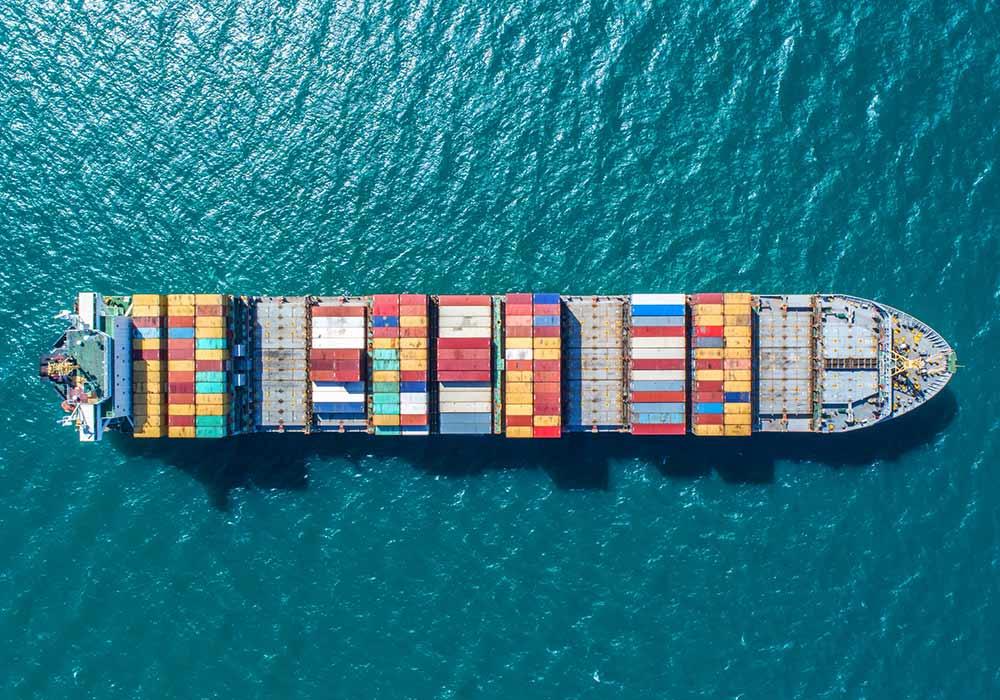حمل دریایی ارزان چین به ایران